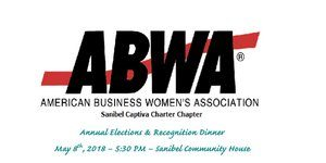 ABWA Sanibel Captiva Charter Chapter Annual Board Elections and Recognition Dinner @ Sanibel Community House  |  |  |
