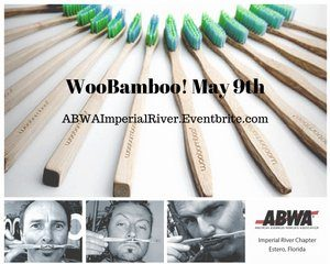 The story of WooBamboo!, ABWA Imperial River, May 9th @ Holiday Inn Fort Myers Airport |  |  |