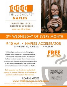 1 Million Cups® Naples @ Naples Accelerator
