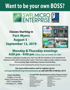 MicroEnterprise Institute in Ft. Myers @ Hodges University